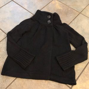 Old navy black sweater size XS